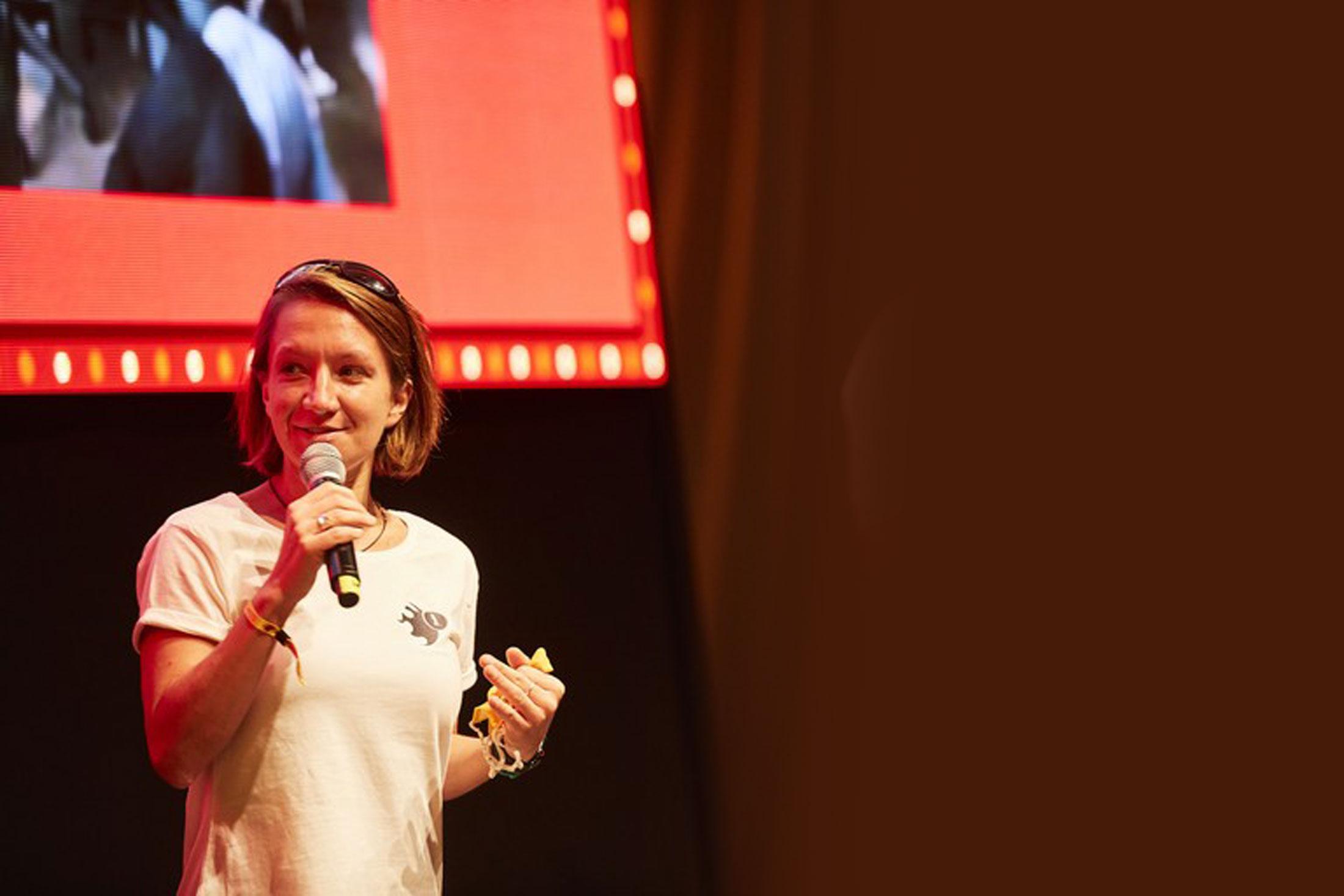 Julia Jung, Marketing-Coach von curiopia