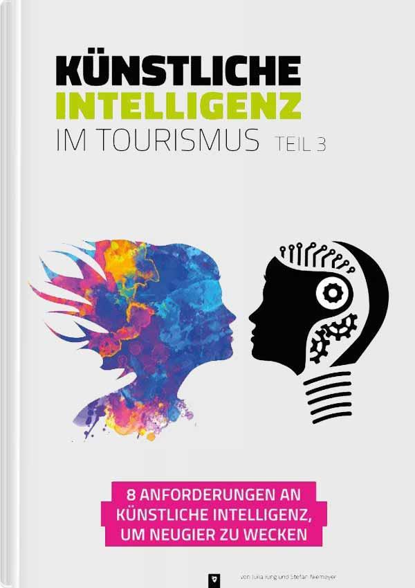 Künstliche Intelligenz und Neugier - das E-Book im Tourismus