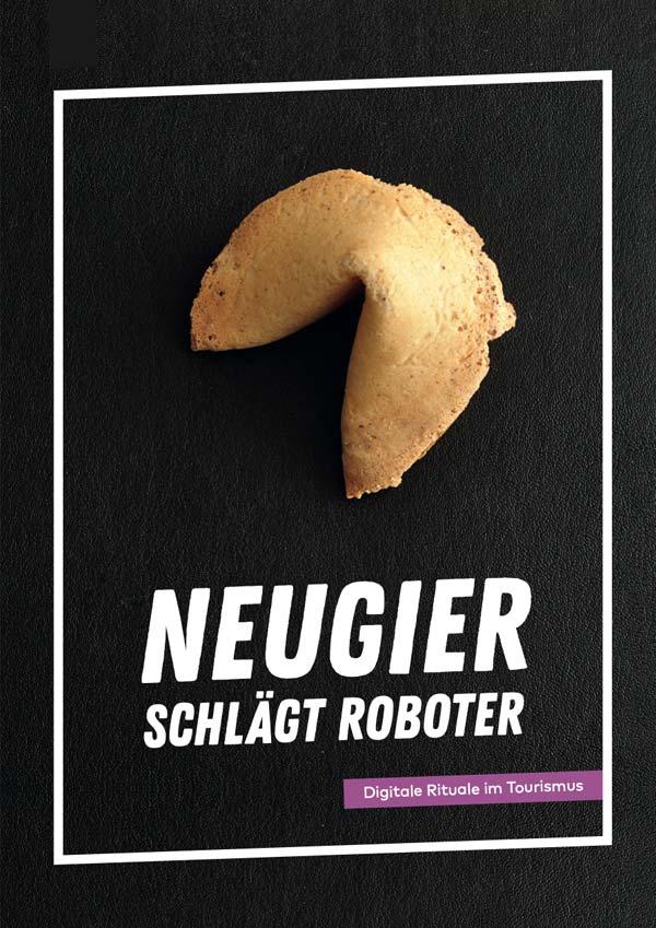 Neugier schlägt Roboter - die E-Books im Tourismus