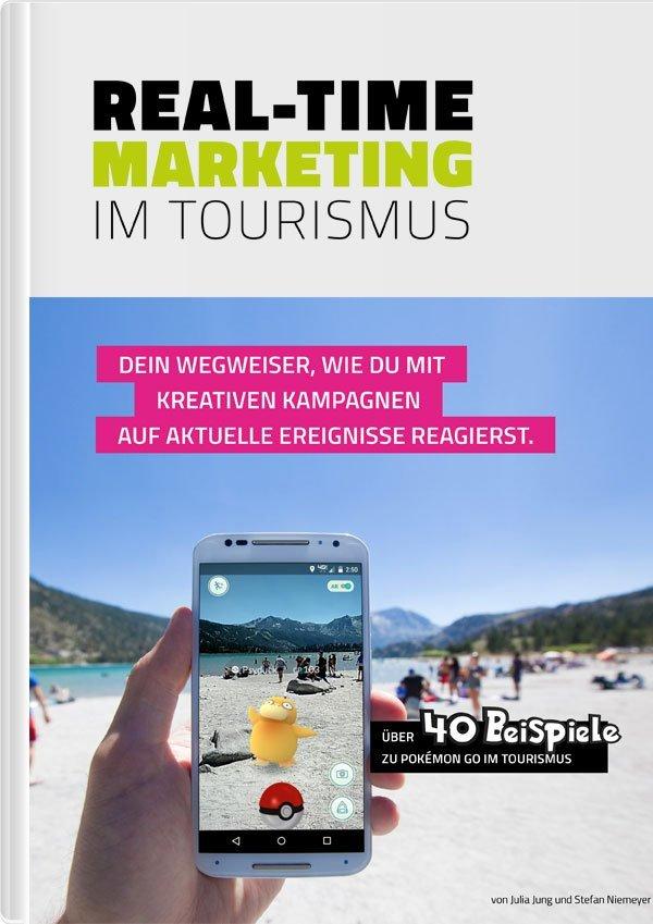 Real Time Marketing und Live-Marketing  - das E-Book im Tourismus