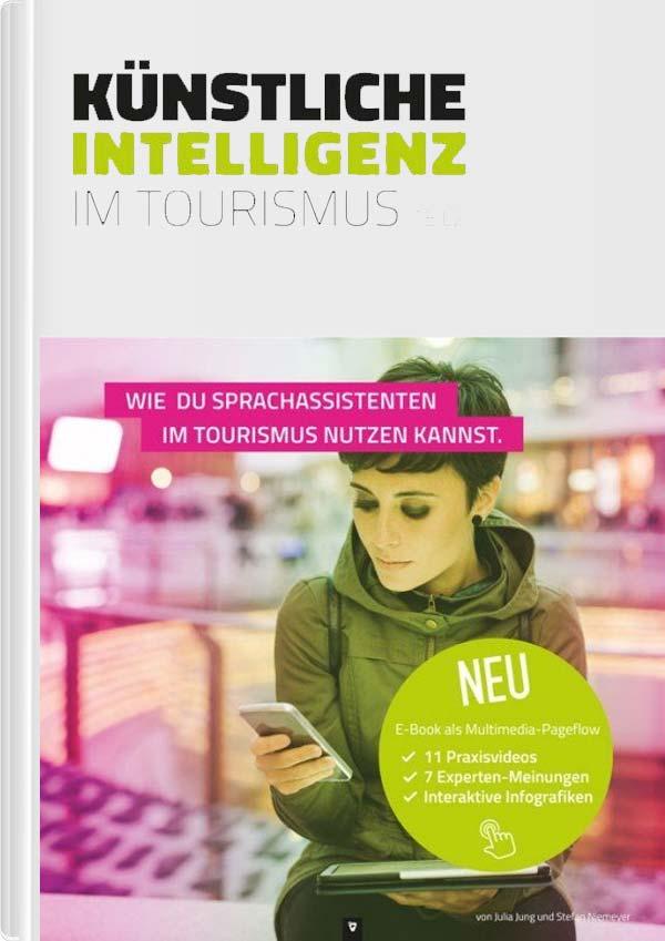 Sprachassistenten im Tourismus - das E-Book im Tourismus