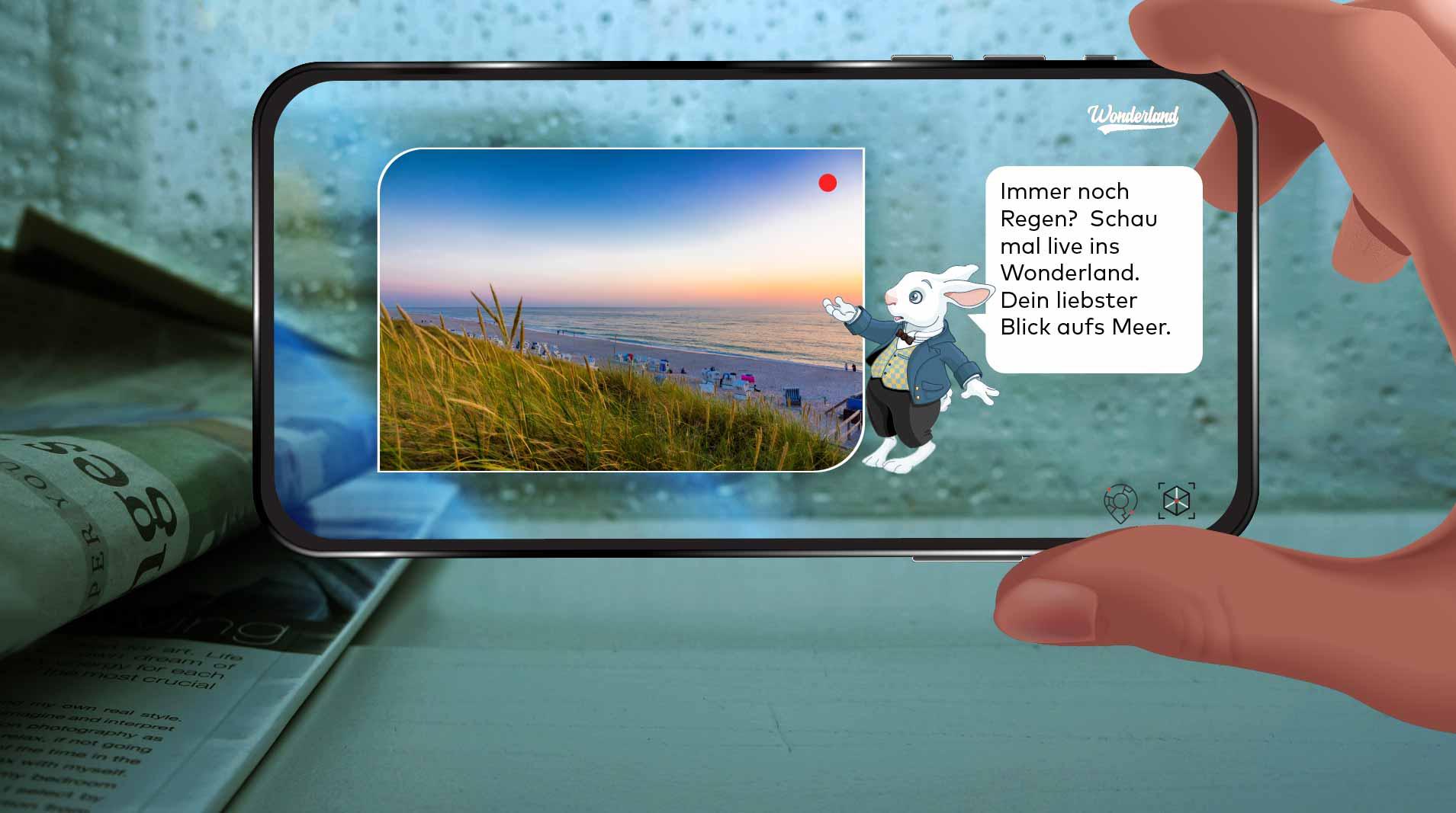 Augmented Reality von Chatbots, Messenger und Sprachassistenten im Tourismus
