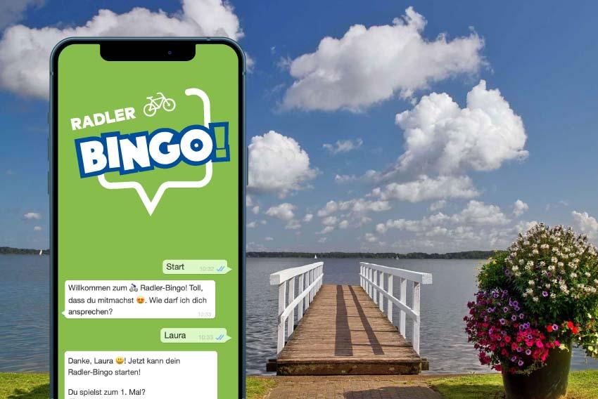 Tourismus Referenzen mit Besucherlenkung, WhatsApp und Chatbot für die Bad Zwischenahn Touristik